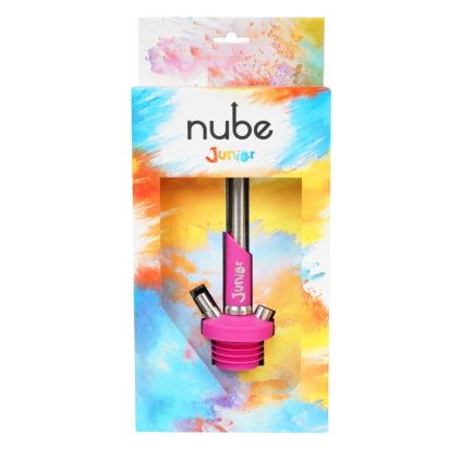 Кальян Nube Junior розовый