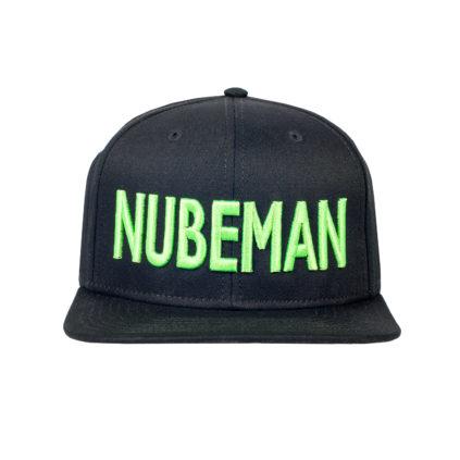 """Кепка """"Nubeman"""" (Зеленая)"""