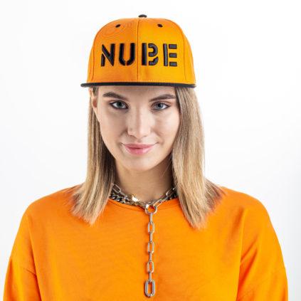 "Кепка ""NUBE"" (Оранжевая)"
