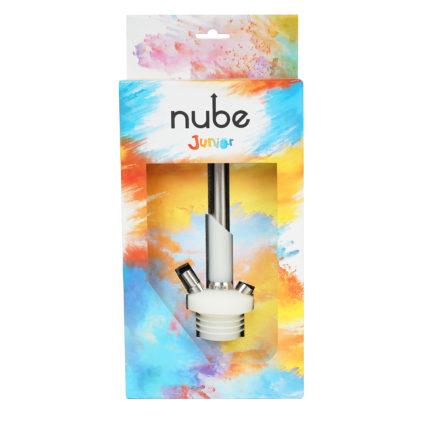 شيشة بيضاء Nube Junior